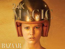 Bộ ảnh thời trang 24K Magic của nhiếp ảnh gia Jorge Duva