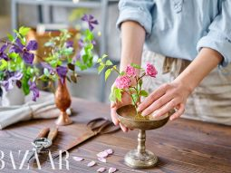 5 yếu tố giúp bạn cắm hoa nghệ thuật như một bậc thầy