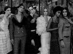 Chanel Haute Couture Xuân Hè 2021: BST váy cưới bohemian từ Virginie Viard