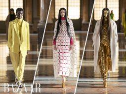 Valentino Haute Couture Xuân Hè 2021: Thời trang cao cấp phi giới tính (unisex)