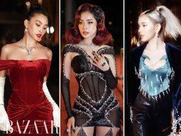 Xu hướng Regencycore: Ảnh hưởng phim Bridgerton, sao Việt mê đắm áo corset