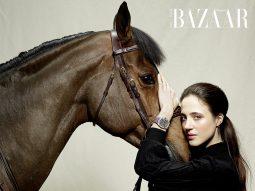 Nữ vận động viên đua ngựa số một Pháp là fan của đồng hồ Richard Mille RM 07-01