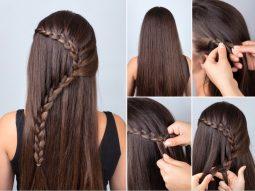 5 cách thắt bím tóc thác nước thu hút mọi ánh nhìn