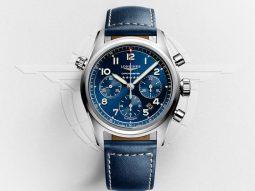 Đồng hồ Longines Spirit tri ân những phi công quả cảm