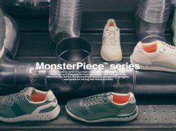 Gặp gỡ dòng giày thể thao công nghệ cao của Onitsuka Tiger: Monsterpiece Series