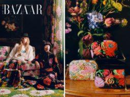 Gucci tôn vinh Ken Scott, nhà thiết kế họa tiết hoa vĩ đại của thập niên 1960 đã bị giới thời trang lãng quên