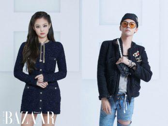 Vì sao hội fan hy vọng Jennie BLACKPINK và G-Dragon thực sự cặp kè ngoài đời thật?