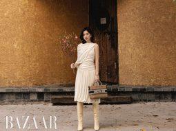"""""""Cô em trendy"""" Khánh Linh chốt hạ Tết với hình tượng đối lập: một cá tính, một nền nã"""