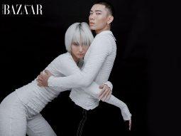 Klei Studio khẳng định, trắng đen cũng là cách diện đồ đôi Valentine sang xịn