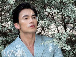 Gặp gỡ chàng Thúc Sinh của phim Kiều: diễn viên Lê Anh Huy