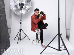 """Nhiếp ảnh gia Harry Vũ: """"Với tôi nàng thơ không có định dạng"""""""