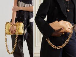 Có nên đầu tư cho túi quai đeo dây xích to bản, xu hướng túi xách 2021?