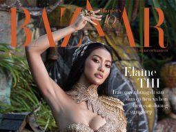Người mẫu gốc Việt Elaine Thi: Sống như phượng hoàng