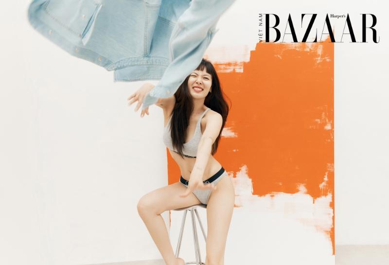 HyunA quậy quái, cá tính trong chiến dịch Calvin Klein Xuân Hè 2021