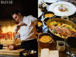 Bếp trưởng Adrien Guenzi đổi menu nhà hàng Square One (Park Hyatt Saigon)