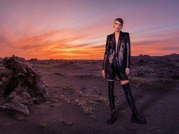 Vulcan: Bộ ảnh thời trang chụp trên hành tinh Star Trek