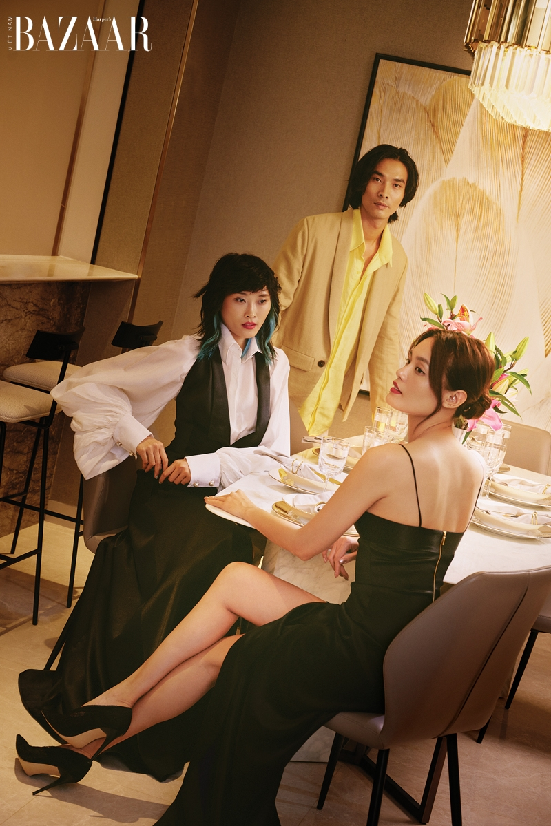 Mr Crazy & Lady Sexy gợi ý: 5 màu sắc của người phụ nữ thành đạt