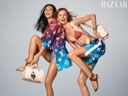 Louis Vuitton đón hè 2021 với BST Summer by the Pool đầy sắc pastel và monogram