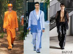 4 phong cách nổi bật trên sàn diễn thời trang nam Xuân Hè 2021