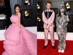 Thảm đỏ Grammy 2021: Billie Eilish, Harry Styles lăng xê Gucci, dàn sao Louis Vuitton đổ bộ