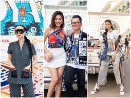 Thảm đỏ Fashion Voyage 3: Street style vừa chất vừa ngầu của dàn sao Việt