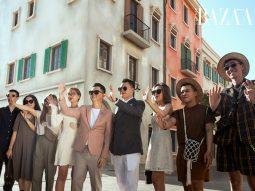 Hành trình trải nghiệm Sun Premier Village Primavera của Top 7 NTK Fashion Voyage Designer