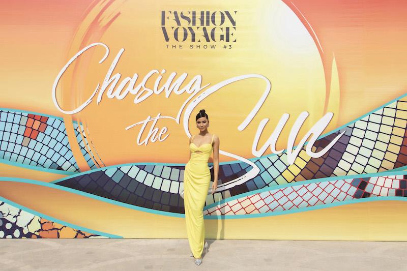 Thảm đỏ Fashion Voyage 3 ngày 2: H'Hen Niê, Kỳ Duyên, Ngọc Trinh cùng diện sắc vàng