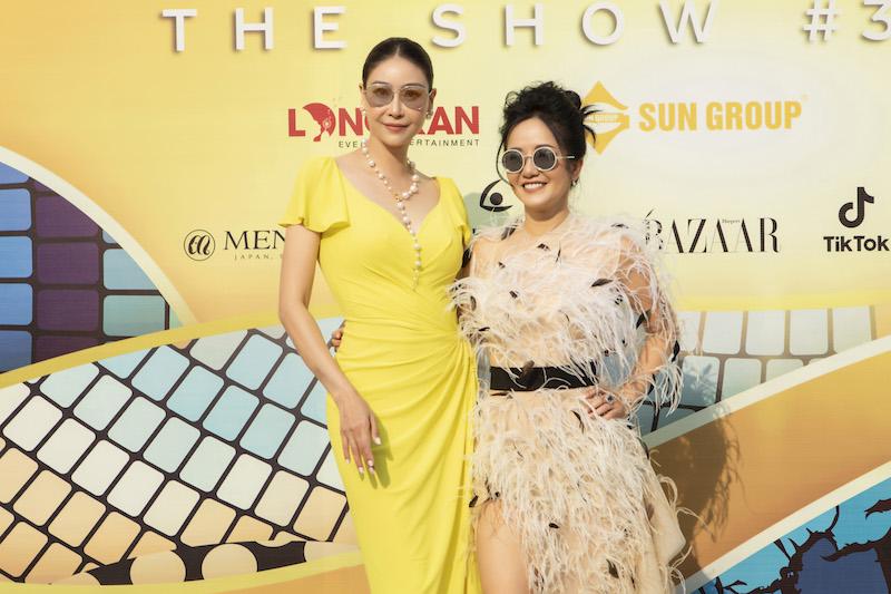 Thảm đỏ Fashion Voyage 3 ngày 2: Hà Kiều Anh, Hồng Nhung
