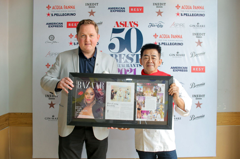 Anan Saigon, nhà hàng Việt duy nhất lọt danh sách Asia's 50 Best Restaurants 2021