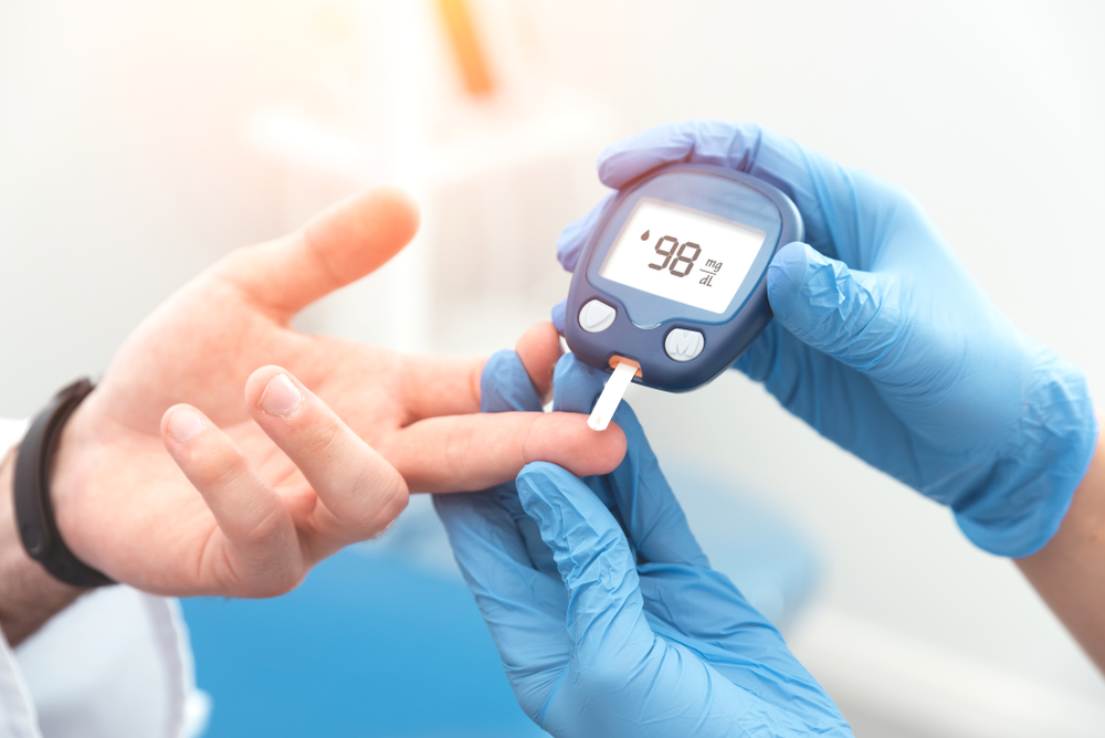 Tốt cho bệnh tiểu đường (đái tháo đường)