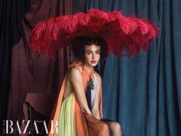 In Full Bloom: Bộ ảnh thời trang tôn vinh vẻ đẹp mãn khai của người phụ nữ