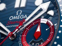 Cho tay đua thuyền cự phách: đồng hồ OMEGA Seamaster Diver 300M America's Cup Chronograph