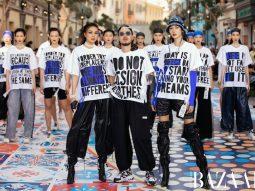 NTK Võ Công Khanh mở màn show diễn của Fashion Voyage #3