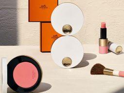 Hermès mở rộng dòng mỹ phẩm trang điểm với phấn má hồng, son gió