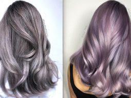 Nhuộm tóc ombre màu khói: 4 kiểu táo bạo và quyến rũ