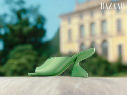 Salvatore Ferragamo F-Heel: Đôi giày thay đổi lịch sử thiết kế giày dép