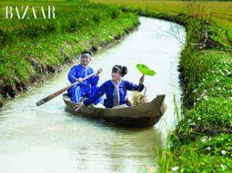 Viet Mekong Farmstay, dự án khởi nghiệp du lịch xanh cho miền Tây của Hồ Ngọc Trâm