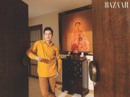 Ghé thăm ngôi nhà đậm chất thiền của ca sỹ Quang Dũng