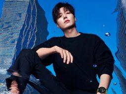 Nam thần xứ Hàn Lee Min Ho làm đại sứ thương hiệu cho dòng đồng hồ & trang sức Louis Vuitton