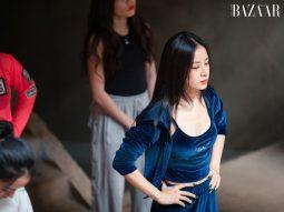 Chi Pu vào vai It girl bí ẩn trong phim Thiên thần hộ mệnh của Victor Vũ