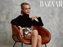 Tài năng nhí mới trong ngành thời trang: Zadrina Elizaveta