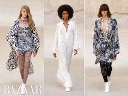 Chanel Cruise 2022: Tinh thần du ngoạn pha lẫn chất punk
