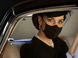 Lai lịch chiếc vòng cổ ngọc trai của công nương Kate Middleton đeo tại lễ truy điệu hoàng thân Philip