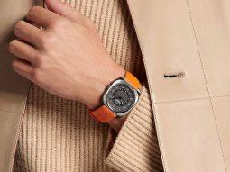 Hermès H08: Lần đầu tiên Hermès thiết kế đồng hồ phong cách thể thao