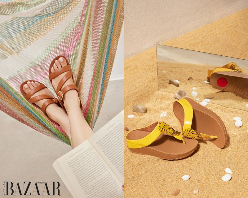 4 dòng giày dép FitFlop giúp bạn vừa thoải mái, vừa thời trang mùa hè này