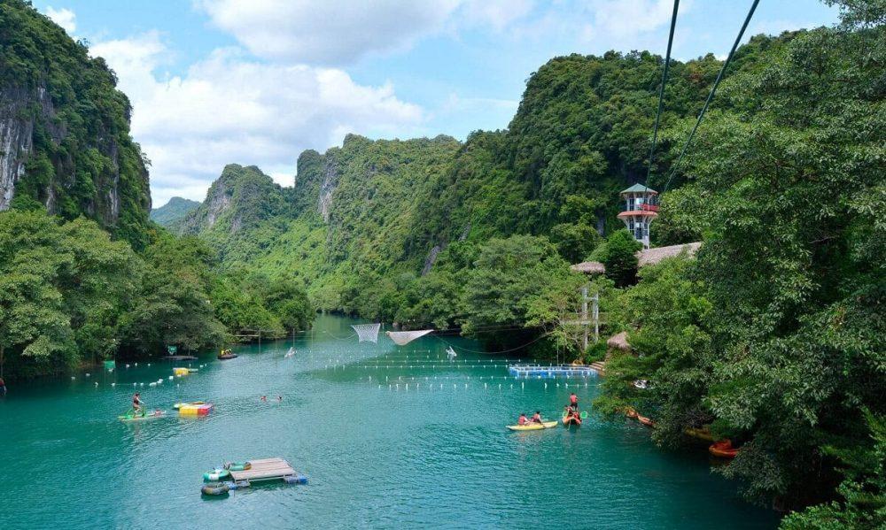 Sông Chày – Hang Tối