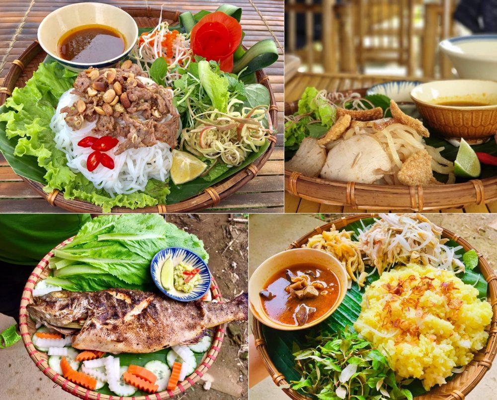 Nhà hàng ngon ở Hội An: Thuận Tính Retreat & Cafe