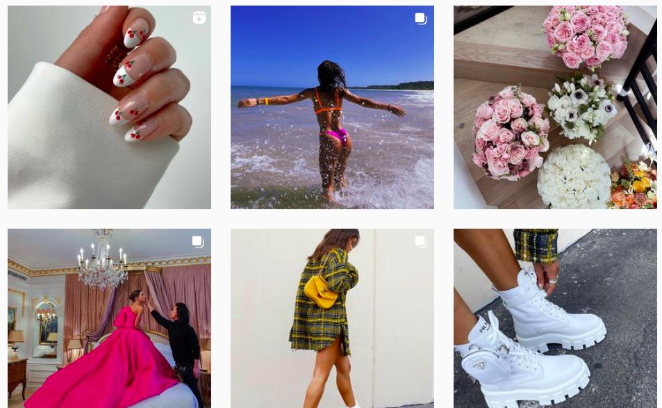 Những tài khoản Instagram thời trangnên follow: Camila Coelho