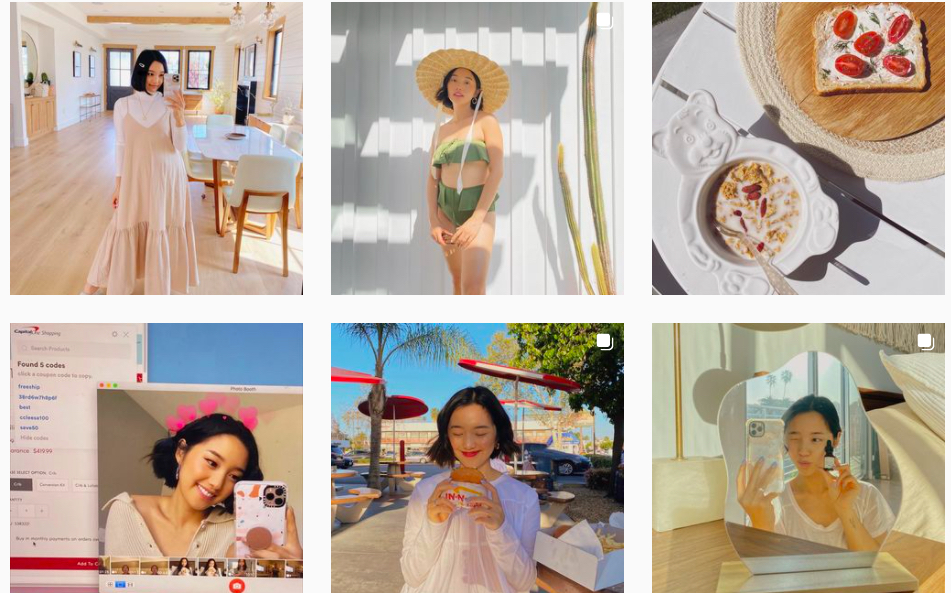 Những tài khoản Instagram thời trang nên follow: Jenn Im (Im Jenn Im)