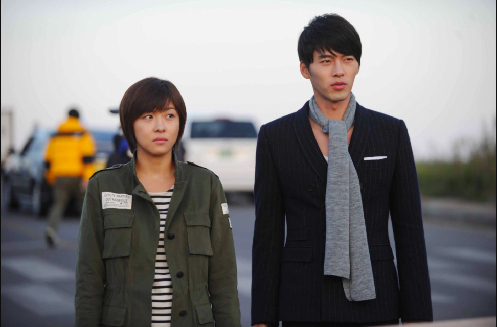 Phim mô típ hoàng tử Lọ Lem Hàn Quốc:Khu vườn bí mật - Secret Garden (2010)